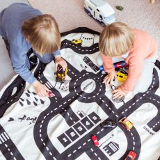 Play and Go Sac/Tapis de jeux - Circuit Multicolore-listing