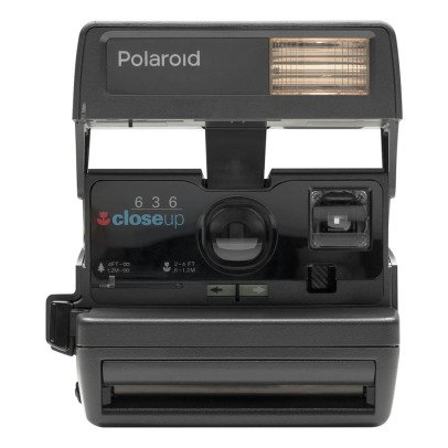 "Impossible Project Polaroid™ 600 Camera 80s style ""Square""-listing"