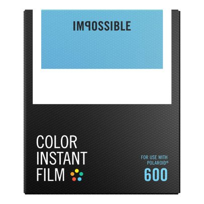 Impossible Project Colour Film for 600-listing