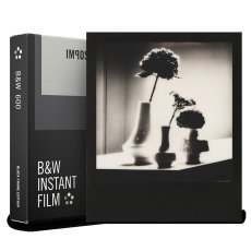 Impossible Project B&W Film for 600 con bordes negros	-listing