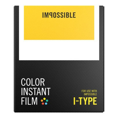 Impossible Project Colour Film for I-TYPE-listing