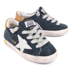Golden Goose Baskets Suède Superstar-listing