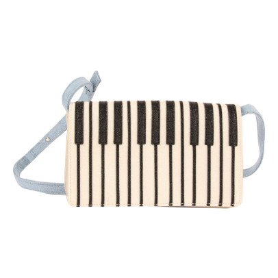 Stella McCartney Kids Piano Shoulder Bag-listing