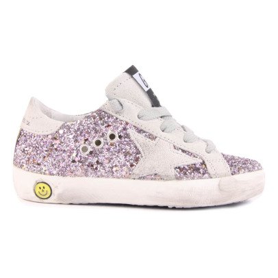 Golden Goose Zapatillas Paillettes Superstar-listing