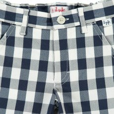 Il Gufo Checked Bermuda Shorts-product