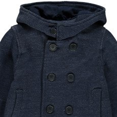 Il Gufo Hooded Jacket-listing