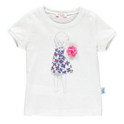 Il Gufo T-shirt Pompon-listing