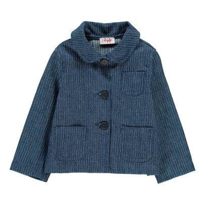 Il Gufo Striped Jacket-product