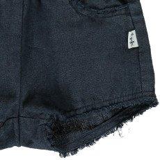 Il Gufo Shorts frange Lino-listing