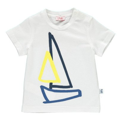 Il Gufo Sailing Boat T-Shirt-listing
