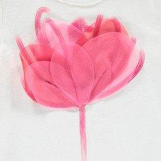 Il Gufo T-shirt Fiori-listing