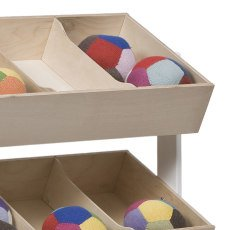 Oeuf NYC Mueble de almacenamiento abedul-listing