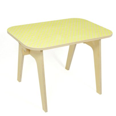Studio delle alpi Yellow Star The Office Table Desk-listing
