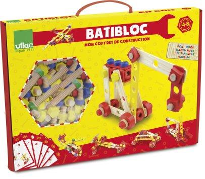 Vilac Batibloc - Cofanetto di costruzioni Multicolore-listing