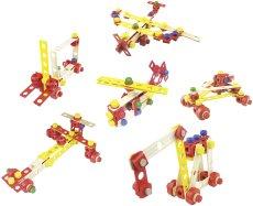 Vilac Batibloc - Caja de construcción Multicolor-listing