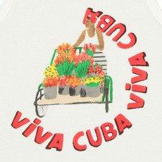 "Le Petit Lucas du Tertre Camiseta ""Viva Cuba"" Nina-listing"