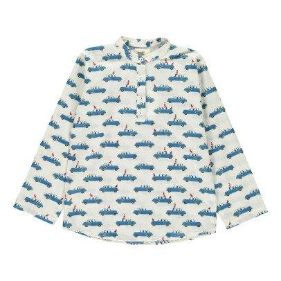 Le Petit Lucas du Tertre Camisa Coches-listing