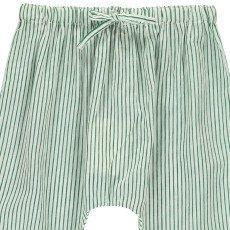 Le Petit Lucas du Tertre Striped Harem Trousers-listing