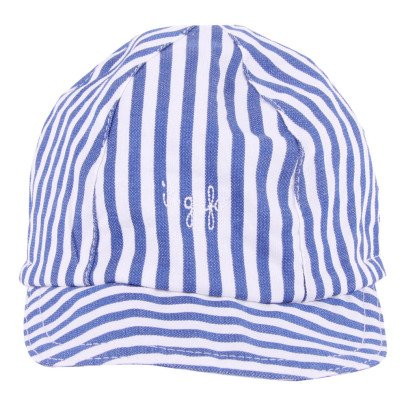 Il Gufo Striped Cap-listing