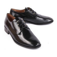 Emma Go Derbies Cuir Petty Noir-listing