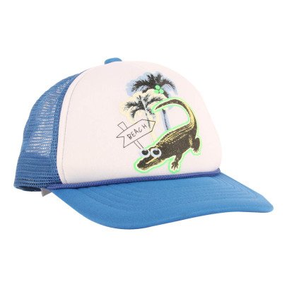 Stella McCartney Kids Crocodile Hampton Cap-listing