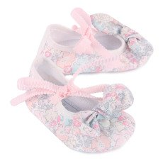 Tartine et Chocolat Liberty Bow Mary Janes-listing