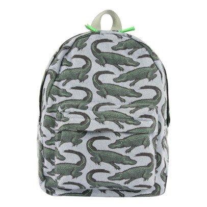 Stella McCartney Kids Crocodile Bang Backpack-listing