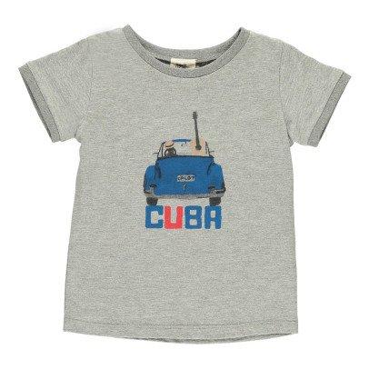 Le Petit Lucas du Tertre T-shirt Cuba -listing