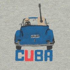 Le Petit Lucas du Tertre Camiseta Cuba Alex-listing