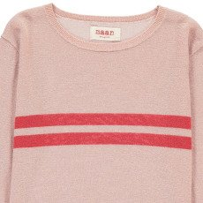 MAAN Piment Striped Lurex Jumper-listing