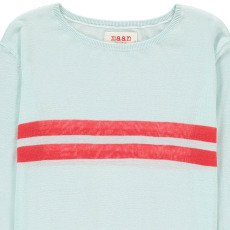 MAAN Piment Striped Jumper-listing