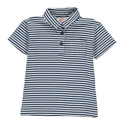 MAAN Miso Striped Polo-listing