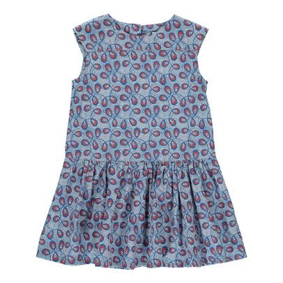 MAAN Sweet Wax Printed Dress-listing