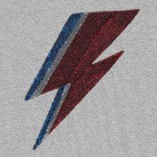 MAAN T-Shirt Blitz mit Pailletten Mac -listing