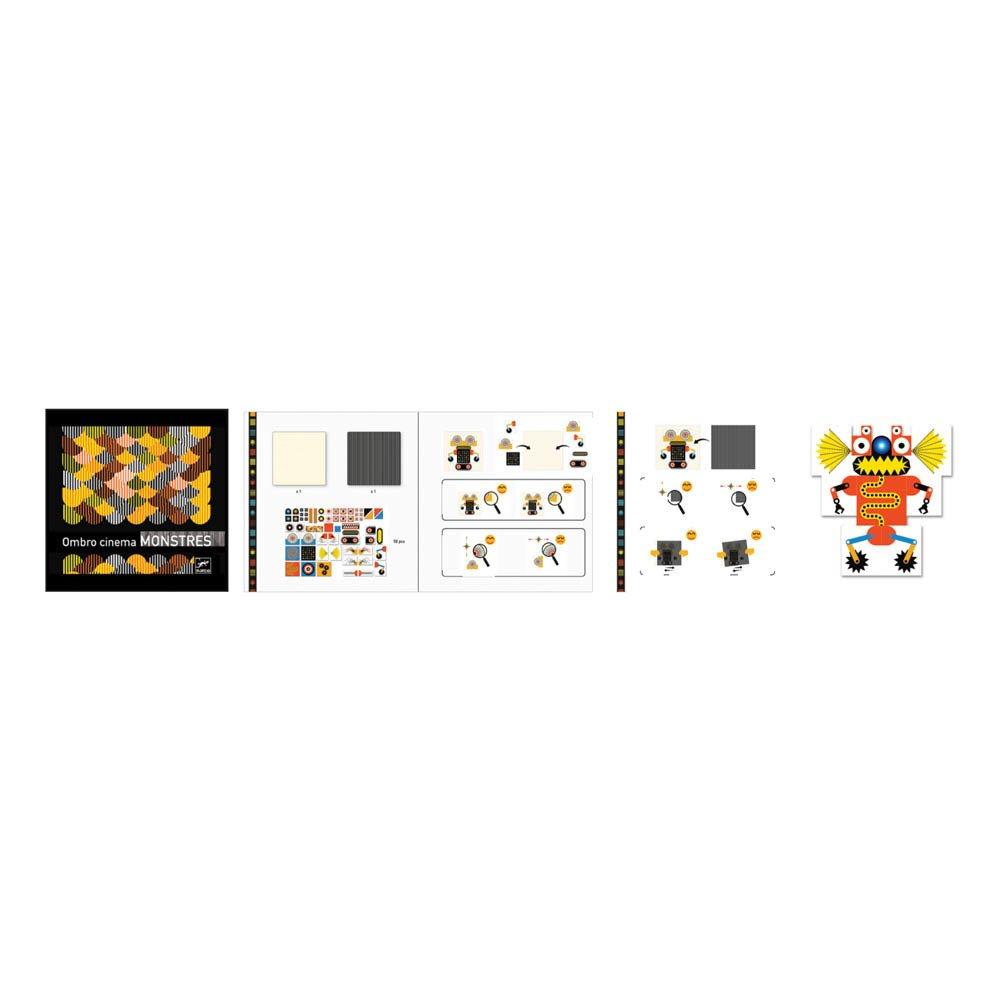 Djeco Juego Kinoptik Robots Multicolor-product