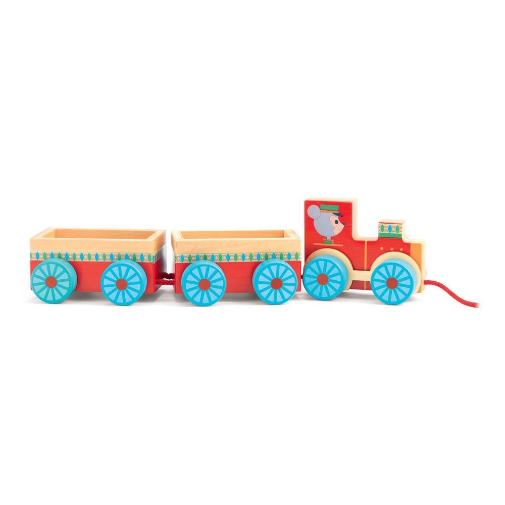 Djeco Junzo tren-product