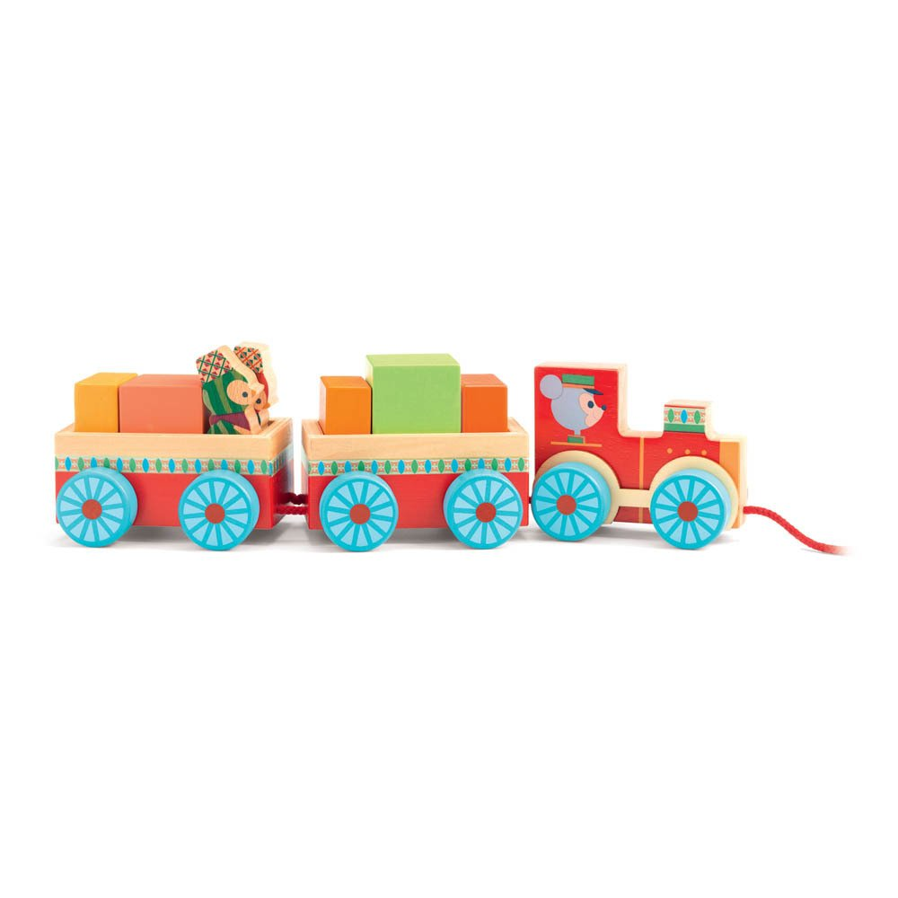 Djeco Junzo Train-product