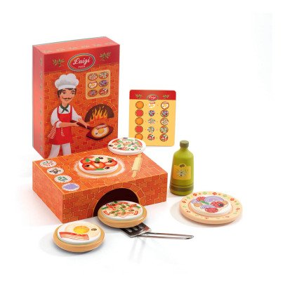 Djeco Luigi Pizzeria Game-product