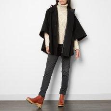 Sessun Wool Sheec Cape-listing