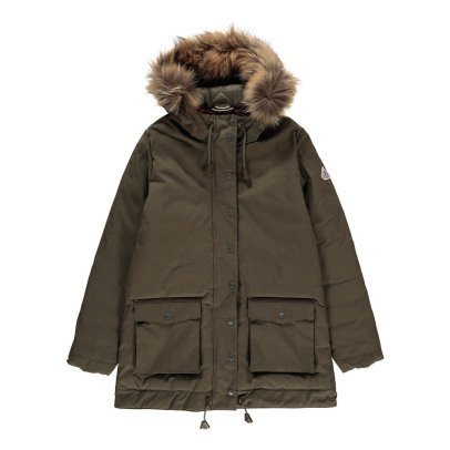 Pyrenex Fur-Lined Travel Parka-listing