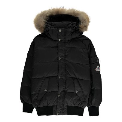 Pyrenex Aviator Fur Jacket-listing