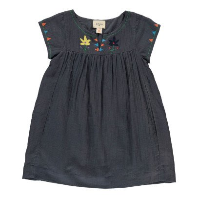 Bellerose Hijo Embroidered Dress-listing