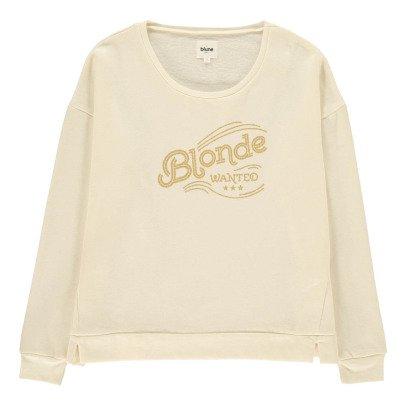 Blune Sweat Blonde-listing