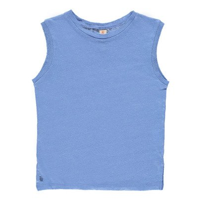 Bellerose Movie Linen Vest Top-product