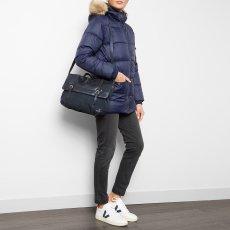 Petite Mendigote Kapla Suede Shoulder Bag-listing