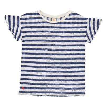 Bellerose Camiseta Rayas Calado Danie-listing