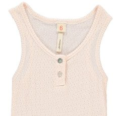 Bellerose Gram Embellished Ribbed Vest Top-listing