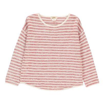 Bellerose Urmo Striped Sweatshirt-listing