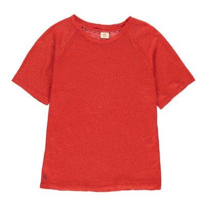 Bellerose Moga Linen T-Shirt-listing