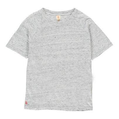 Bellerose Camiseta Lino Moga-listing